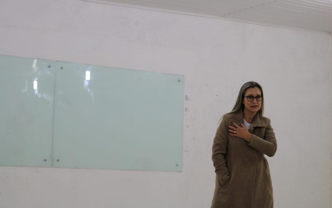 Formada pela FAMA, assistente social do TJ-RO inicia projeto junto ao curso de Serviço Social
