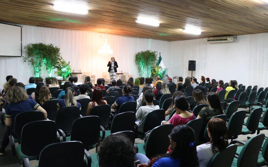Instrução profissional e música marcam o encerramento da 14ª Semana Acadêmica de Psicologia da FAMA