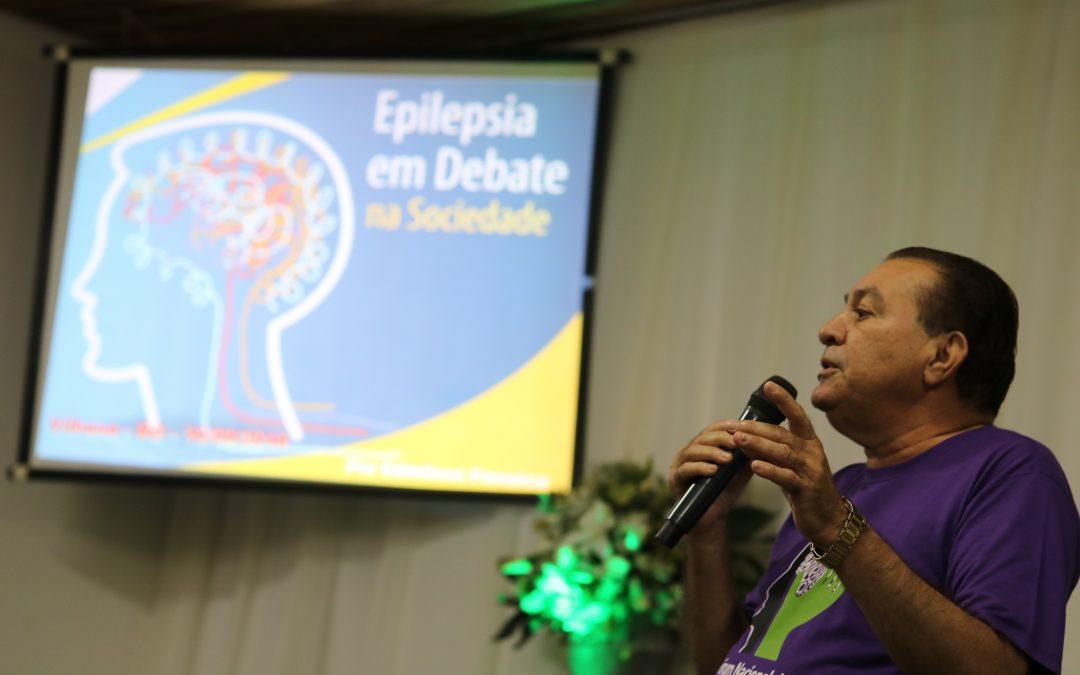 """Procurador de Justiça ministra palestra """"Epilepsia em Debate na Sociedade"""" na FAMA"""