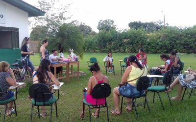 Projeto NIMFA realiza último encontro de 2018; atividades retornam em março de 2019
