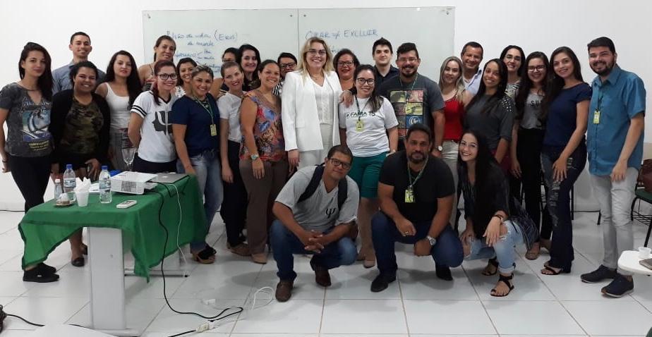 Minicurso de Psicanálise contou com a presença de alunos e professores