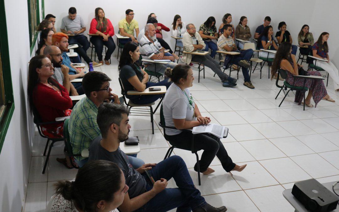 "Equipe da FAMA participa de palestra sobre ""Programa 5S"""