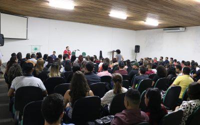 Conscientização, informação, cinema e música marcaram semana de recepção dos estudantes da FAMA