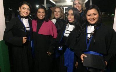Estudantes de quatro cursos da FAMA realizaram cerimônia de colação de grau