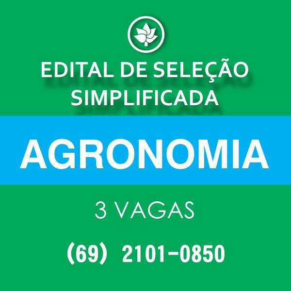 FAMA lança edital para contratação de 3 docentes para Agronomia