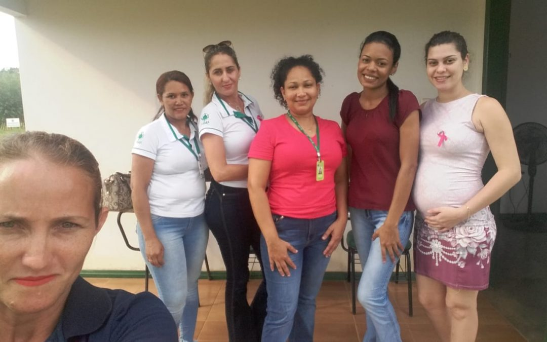 Projeto NIMFA realiza mais uma etapa de atividades voltadas a prevenção de câncer do colo do útero