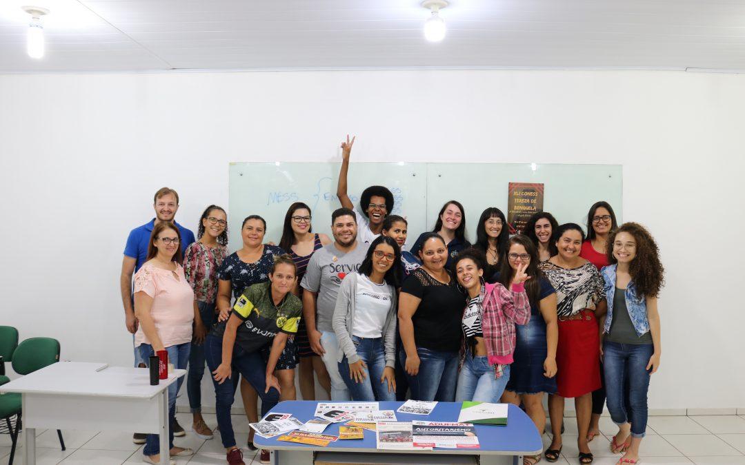 Após participarem do Conselho Nacional de Entidades Estudantis de Serviço Social, estudantes da FAMA relatam experiências