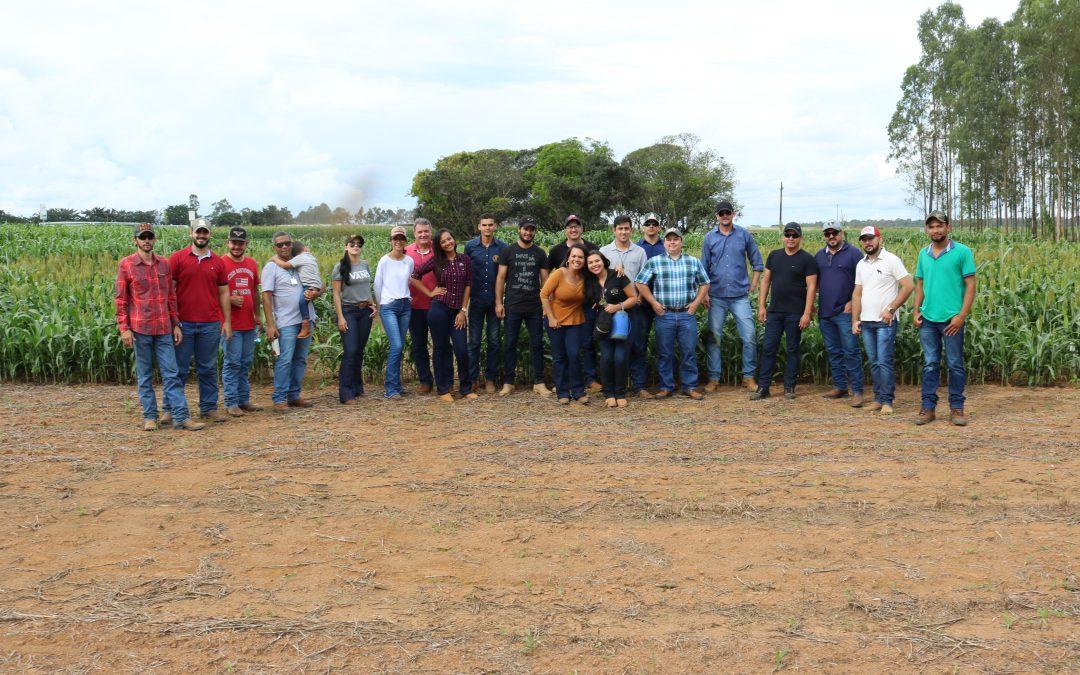 Cursos de Agronomia e Zootecnia fazem visita técnica a Embrapa de Vilhena