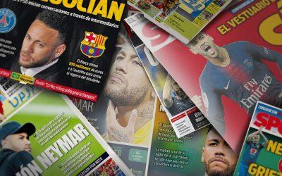 Sim, você está envolvido no caso Neymar!