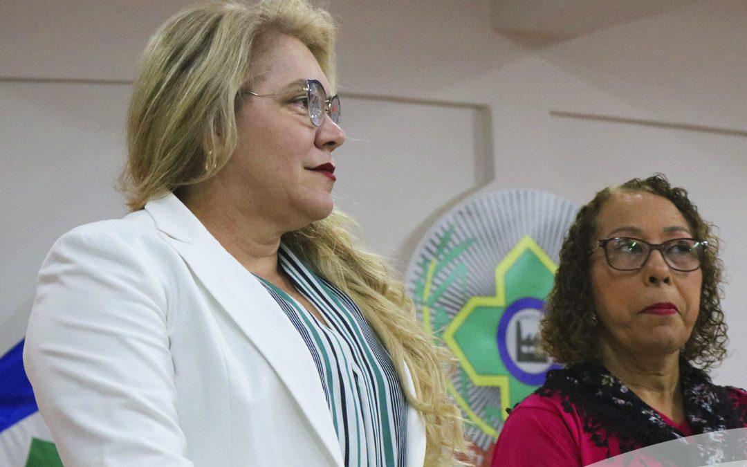 """Diretora Geral da FAMA é apresentada como Titular do Conselho Municipal dos Direitos da Mulher no simpósio """"Maria Somos Todas Nós"""""""