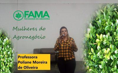 """I Ciclo de Palestras """"Mulheres do Agronegócio"""""""